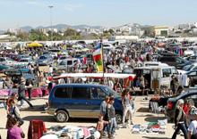Flohmarkt San Jordi