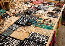 Hippiemarkt Punta Arabi