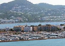 Marina Botafoch Ibiza