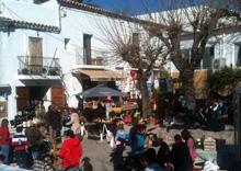 Hippiemarkt San Juan
