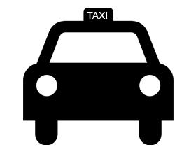 Taxis auf Ibiza