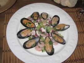 """Meeresfrüchtesalat """"Peppo"""""""