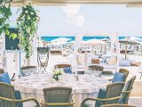 Restaurant Jimmys Coco Beach Tables